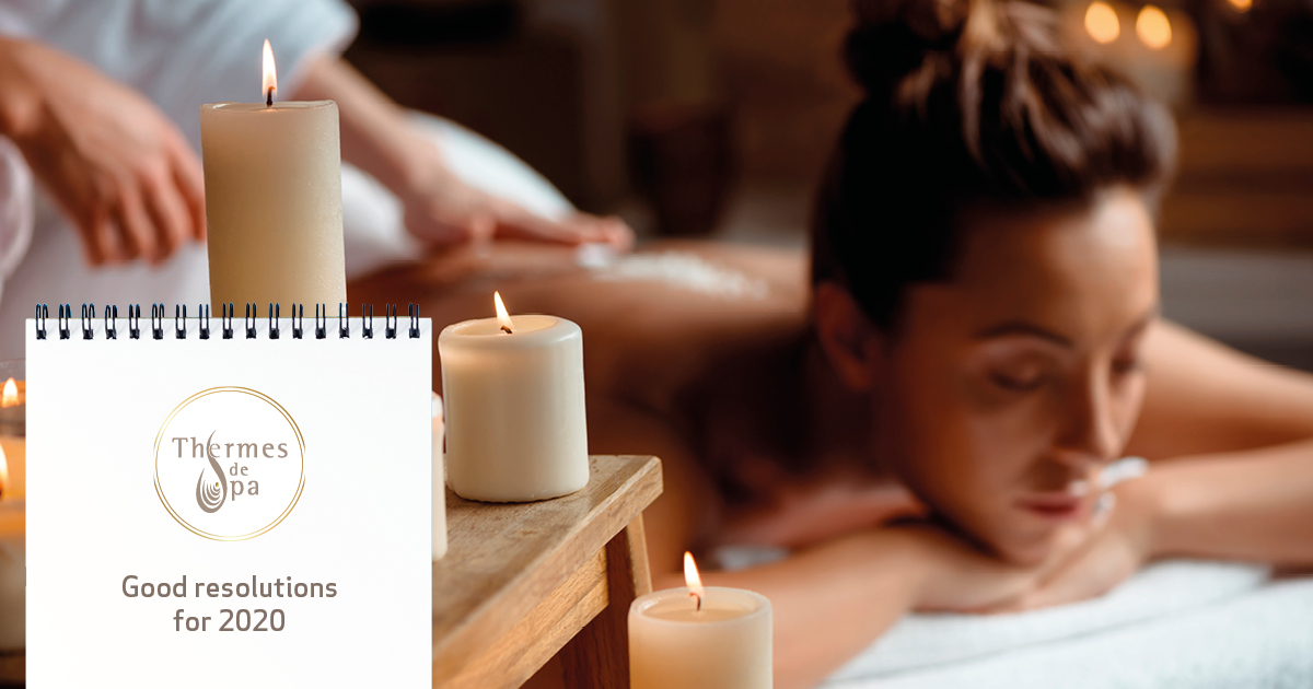 Wellness tips to get you started in 2020 by Thermes de Spa!
